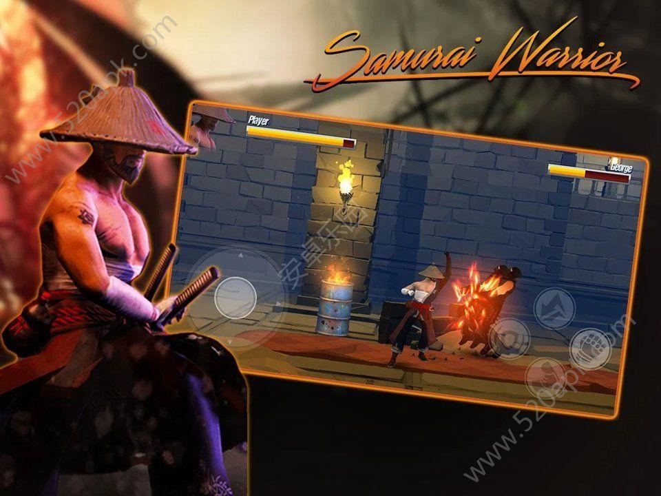 武士战士游戏中文安卓版  v1.6图2