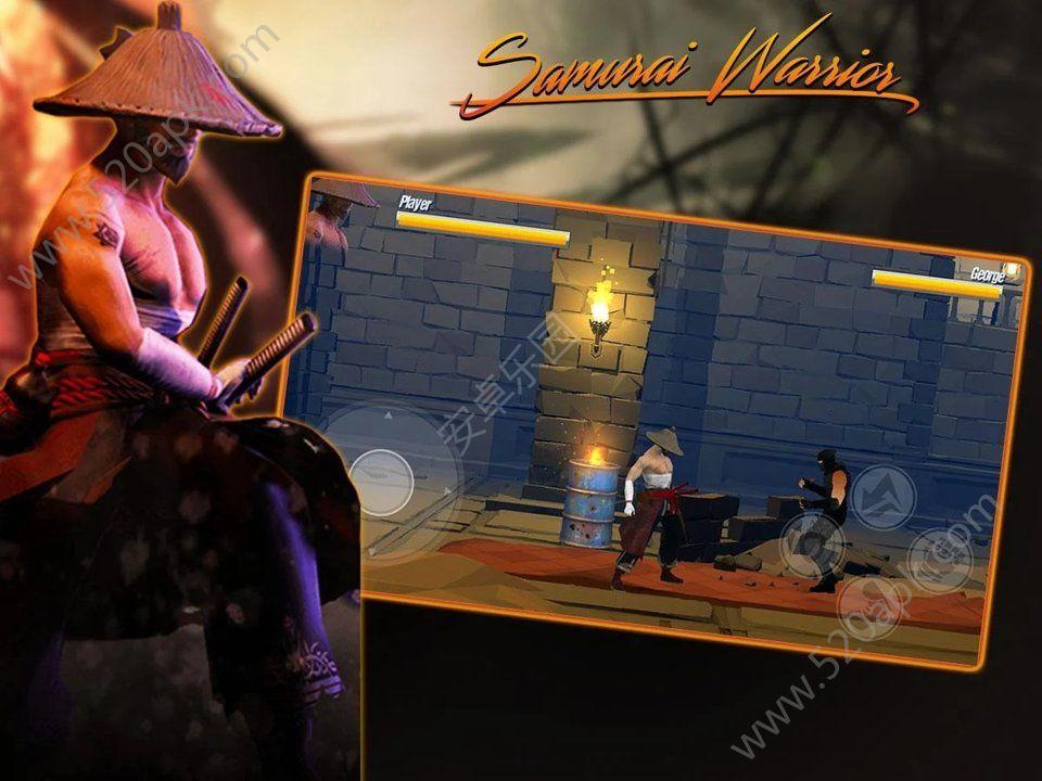 武士战士游戏中文安卓版图片2