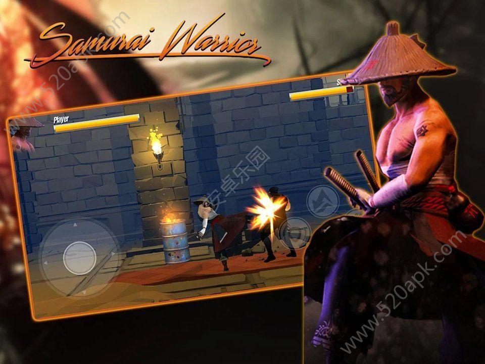 武士战士游戏中文安卓版图片1