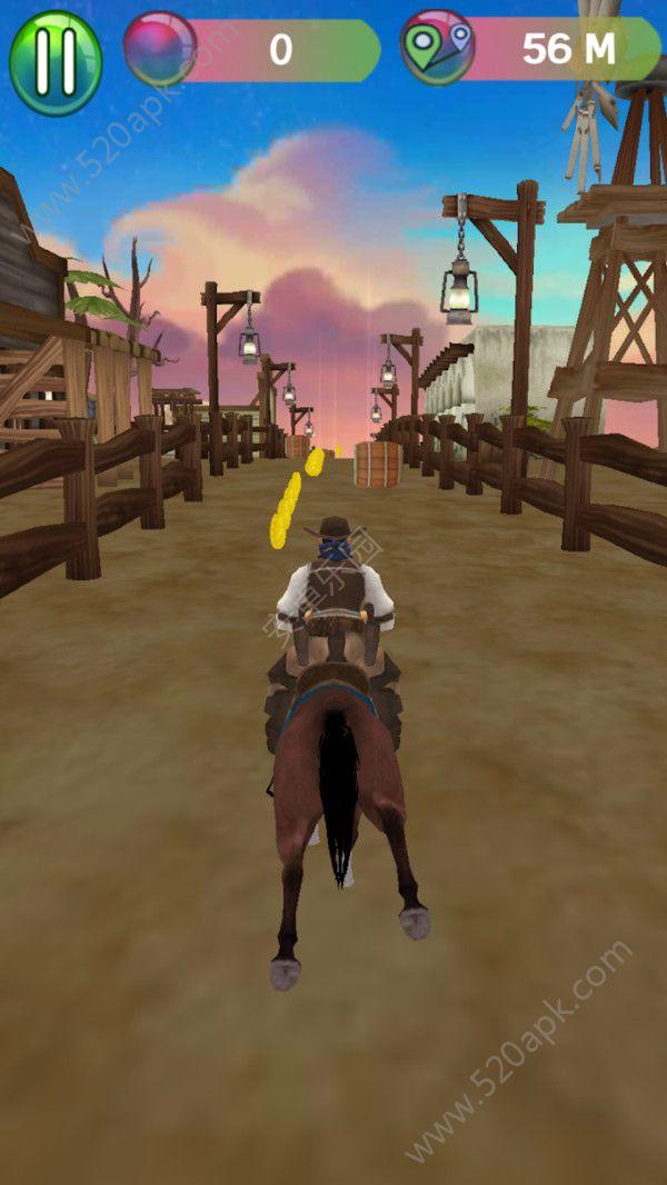 牛仔圈地骑游戏安卓版  v1.1图1