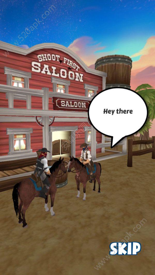 牛仔圈地骑游戏安卓版  v1.1图3