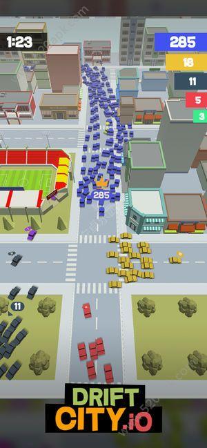 Drift City io官方中文安卓版(漂移城市大作战)  v1.3图3