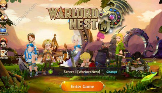 Warlord Nest游戏官方安卓版  v1.0图3