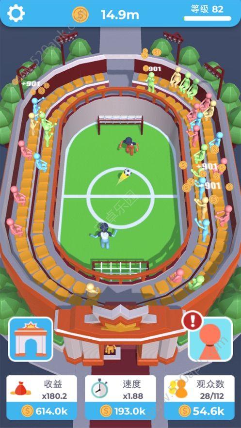 足球练习生手机游戏下载官网安卓版  v1.0.4图1