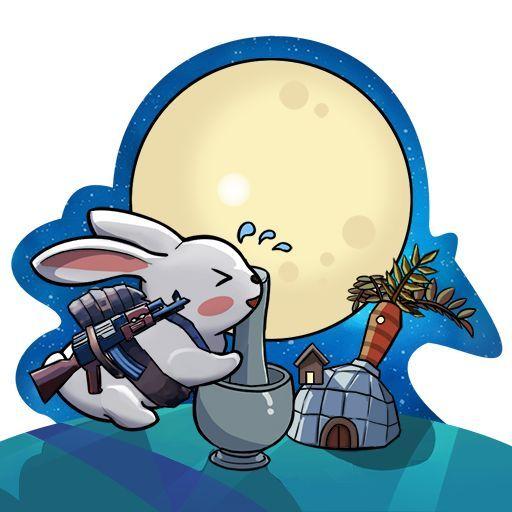和平精英捣药兔子喷涂怎么获得?捣药兔子喷涂获取方法[多图]图片2