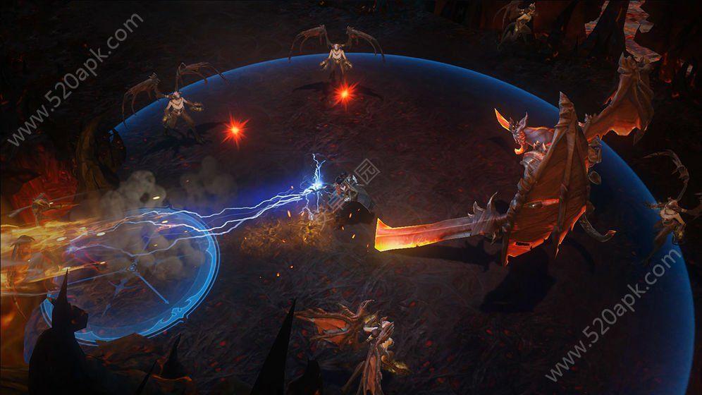 血色破坏神游戏官方安卓正式版图片1