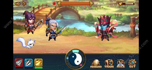 神狐六转游戏官网下载正式版  v1.0图2