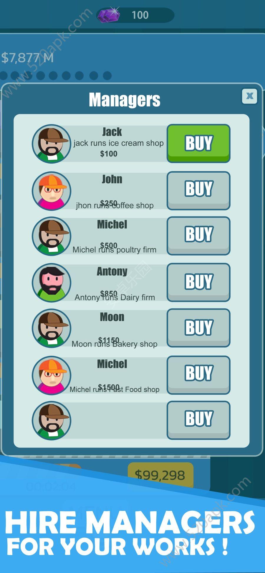放置亿万富翁官方下载游戏安卓版  v1.0图1