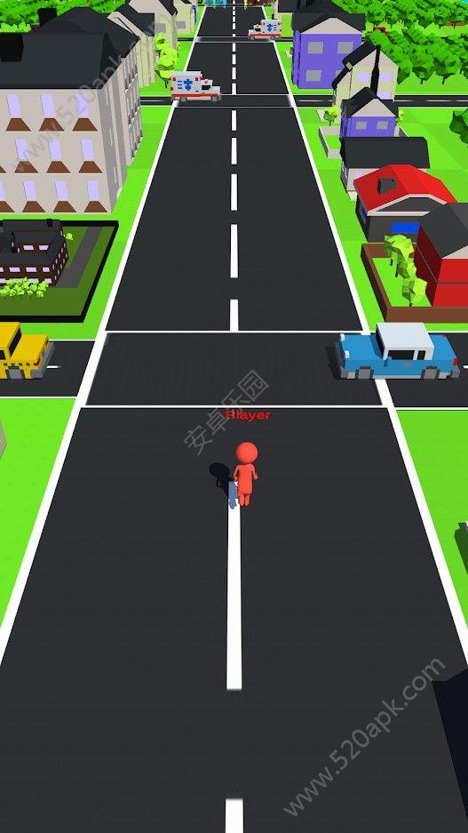 马拉松大作战游戏官方安卓中文版(Marathon.io)图片1