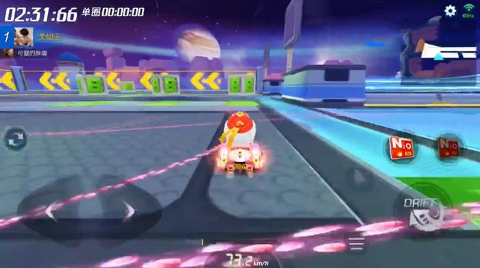 跑跑卡丁车手游利用加速带进行80次加速怎么做��利用加速带进行80次加速攻略