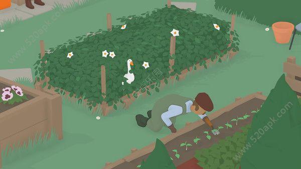 捣蛋鹅游戏官方中文汉化版(Untitled Goose Game)  v1.0图3