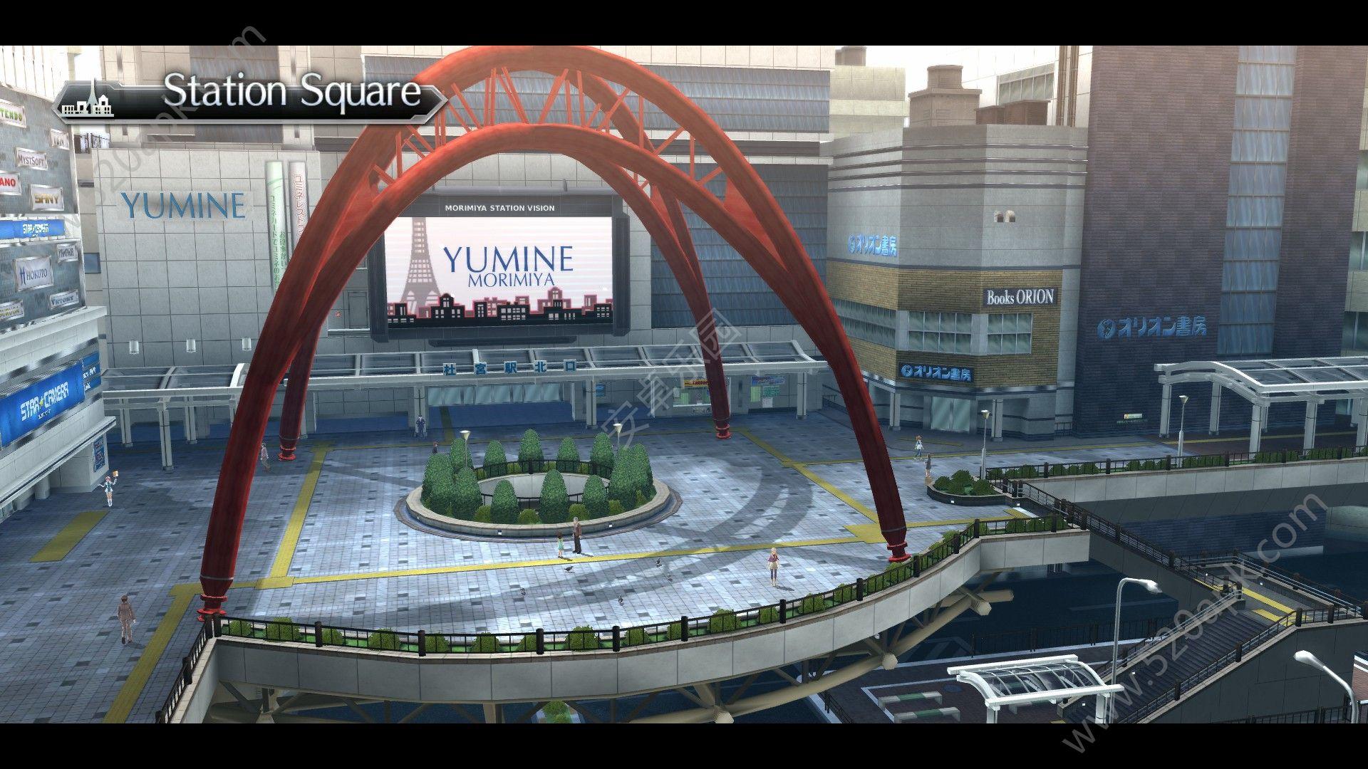 东京24区游戏安卓手机版  v1.0图3