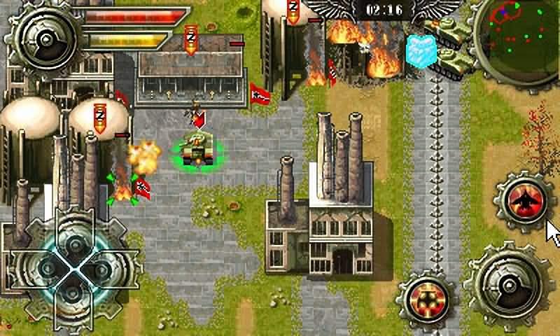 坦克大战2012图4: