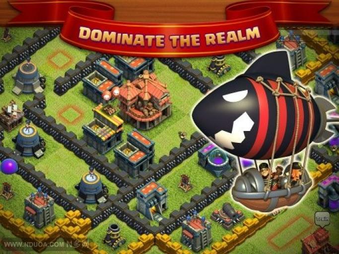 部落战斗-安卓战争游戏图3: