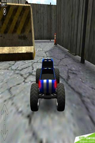 玩具卡车3D图1: