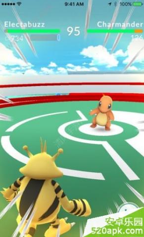 pokemon go图3: