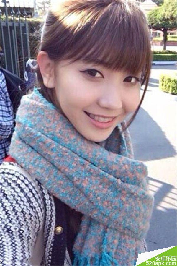 女神李梦颖小清新写真手机壁纸640*960[多图]图片4
