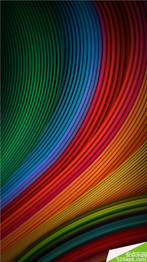小米4炫彩时尚手机桌面壁纸650*1940[多图]图片3
