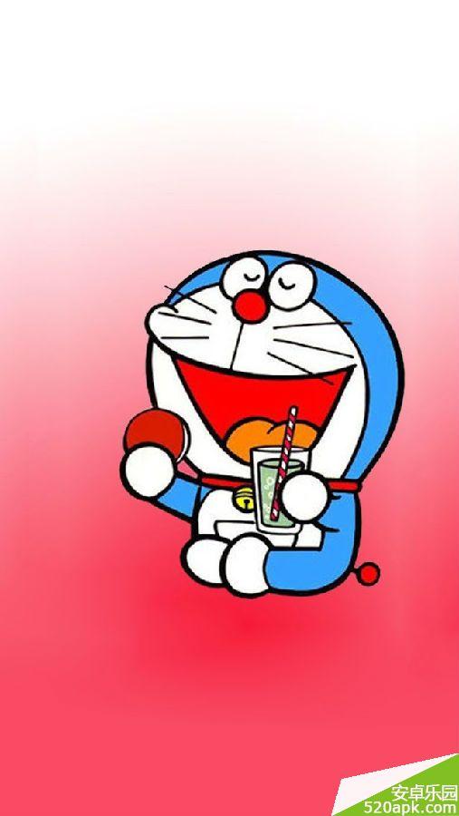 哆啦a梦超可爱动漫卡通手机壁纸640*1136[多图]