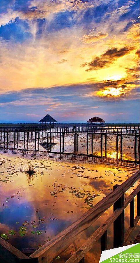 唯美泰国风情风景手机动态壁纸608*1156[多图]