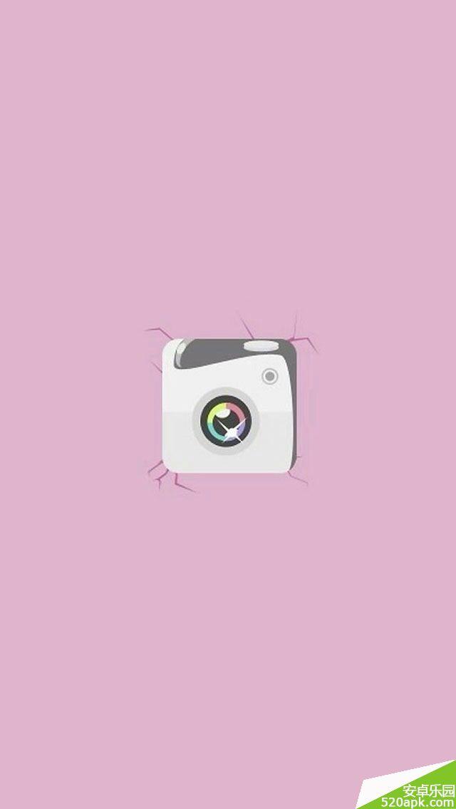 创意设计的非主流个性可爱图标手机壁纸640*1136[多图