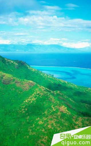大海风景图片竖版