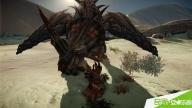 怪物猎人OL弓箭狩猎精英尾晶蝎奥义打法[图]