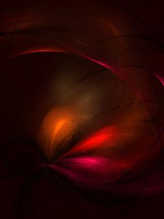 色彩精美的手机壁纸240*320[多图]