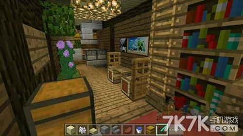 我的世界简单别墅的制作方法