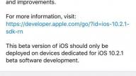 iOS10.2.1Beta1公测版修复了哪些Bug[图]