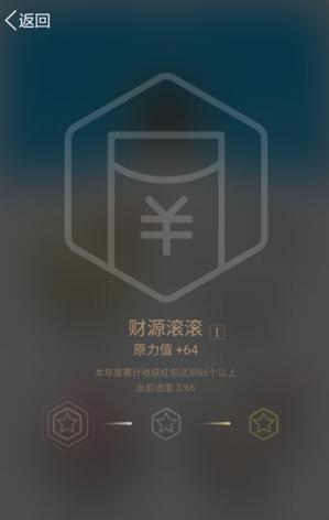 手机QQ勋章财源滚滚怎么点亮[图]图片1