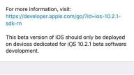 iOS10.2.1 Beta3怎么升级[图]